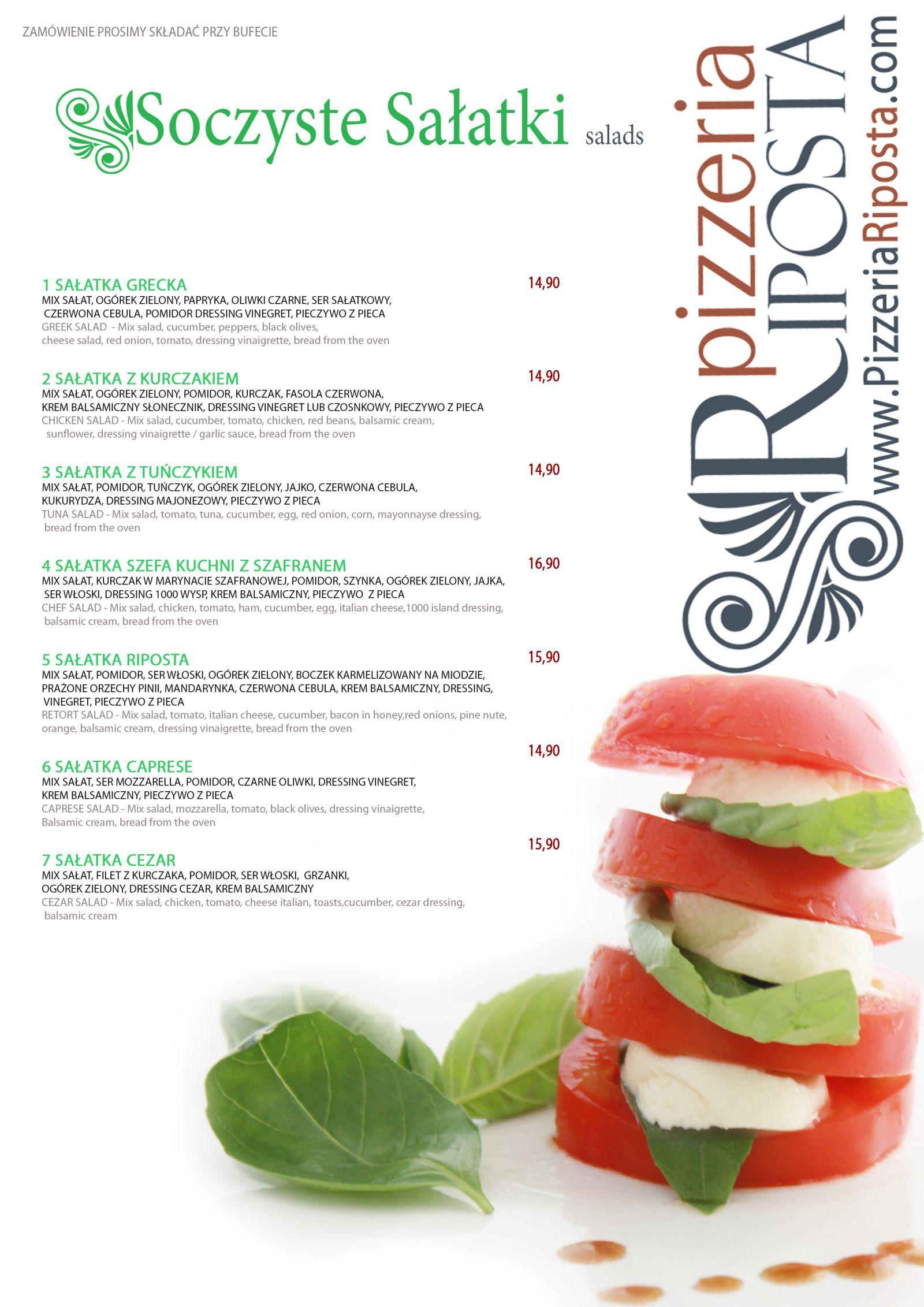 nev menu riposta str3 sałatki