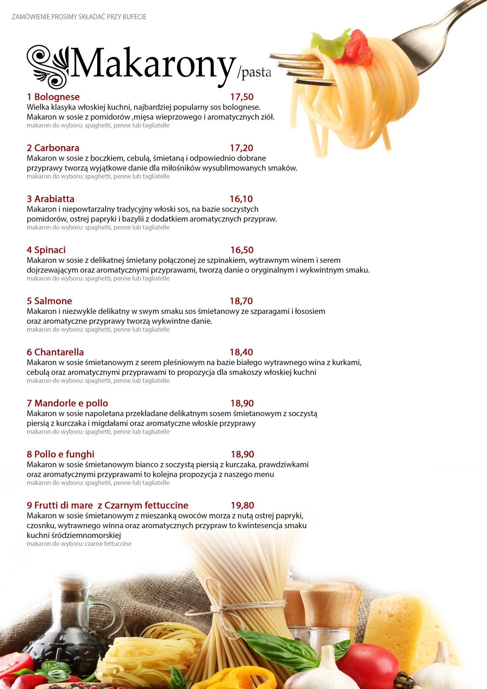nev menu riposta str6 mkarony